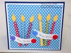 Happy Birthday http://rosiesstempeltraum.blogspot.de/