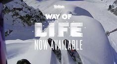 Sage Cattabriga-Alosa in Teton Gravity Research's Way Of Life on Vimeo