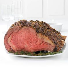 Emeril's Prime Rib Roast  | G-Free Foodie #GlutenFree