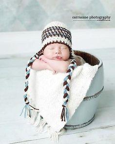 Seth Hat Crochet Pattern $