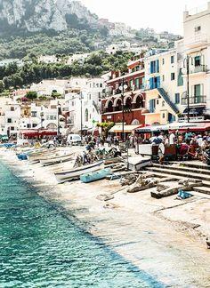 the beautiful Amalfi Coast #travel #vacation