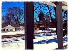 First 50 degree day in months..March 9, 2015