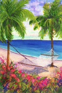 Teri Jones- Watercolor Dreams
