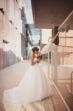 Dream wedding photography.