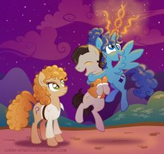 """Hug Time by *Lissy-Strata on deviantART Doctor Whooves! (Er, Time Turner, I mean.) The look on the TARDIS' face is hysterical and River's expression plainly says, """"Yep, that's them. Off again."""""""