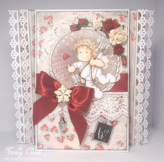 Playtime creations: Valentine Magic Card