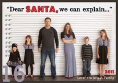 DIY Family Photo Ideas for Christmas