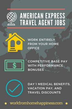 travel agent jobs