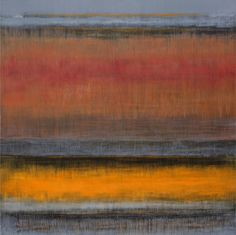 """Phosphoros 4"" by Bruno Kurz Acrylic and Oil on panel"