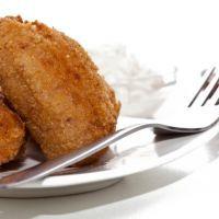 Chicken croquettes ...sooo easy