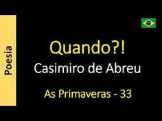 Casimiro de Abreu - 33 - Quando?!