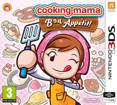 Release dates have been confirmed for new 'Mama' titles Cooking Mama: Bon Appetit! and Gardening Mama: Forest Friends. Both titles will be landing on the Nintendo on March in Australia after being released last September in the States. Wii, Nintendo 3ds Games, Bon Appetit, Cry Anime, Anime Art, Nintendo Handheld Consoles, Deco Gamer, Xbox, Videogames