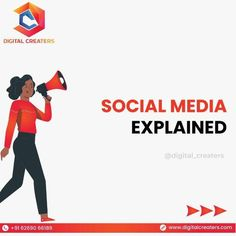 When it's about explaining the different social media, we have something that will keep you sorted. Visit us for services related to Social Media Marketing and Website Development. Contact: +916269066189. #socialmedia #socialmediamanager #instagram #facebook #twitter #pinterest #hashtags #post #content #linkedin #youtube #quora #strategy #business #growyourbusiness #digitalmarketing #marketingservices #digitalcreaters #DC #socialmediamarketing #onlinemarketing #SEO #marketing #trending Best Marketing Companies, Best Digital Marketing Company, Seo Marketing, Digital Marketing Services, Social Media Marketing, Online Marketing, Best Web Development Company, Marketing Poster, Strategy Business