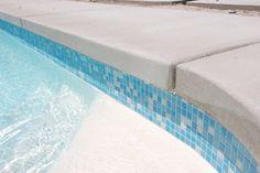 Concrete Pool Coping …