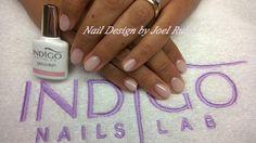 Milky Pink (video)   indigo labs nails veneto