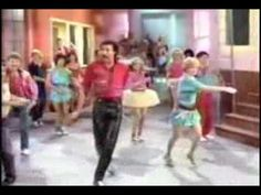 All Night Long - Lionel Ritchie such an 8's video, lol---I love the song, though :)