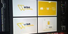 """Criação de Logotipo """"Wise Accounting"""" #design #designgrafico #graphicdesign #creativity #criatividade #inspiration #inspiracao #bestdesign #color #empresa #inspiration #inspiracao  #logotype #logo #logoidea #marca #logos #logotipo #accounting #contabilidade"""