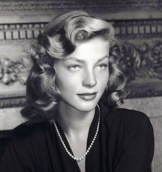 1949 The Beauty Of Lauren Bacall
