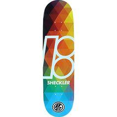 "Plan B Sheckler Prism Skateboard Deck -8.12 P2 - http://shop.dailyskatetube.com/product/plan-b-sheckler-prism-skateboard-deck-8-12-p2/ - Plan B Sheckler Prism Skateboard Deck -eight.12 P2• Logo: Plan B• Deck width: 8.12""• • PRO: RYAN SHECKLER• NOTE: PLEASE SELECT DECK ONLY - or - DECK WITH GRIPTAPE APPLIED or - DECK CUSTOM ASSEMBLED AS COMPLETE SKATEBOARD. Logo: Plan B Deck width: 8.12"" PRO: RYAN SHECKLER NOTE: PLEASE SELECT DECK O -"