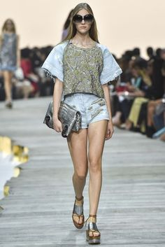 Roberto Cavalli Spring/Summer 2015 Ready-To-Wear Collection