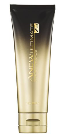 AVON Anew Ultimate 7S Cleanser for 50+  Skin feels replenished with moisture. Available at www.youravon.com/jfreemyers