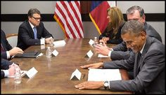 Obama Laughs Perry pouts: A PICTURE SAYS IT ALL! July 10,2014