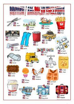 British versus American English