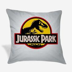 Jurassic Park Pillow Case