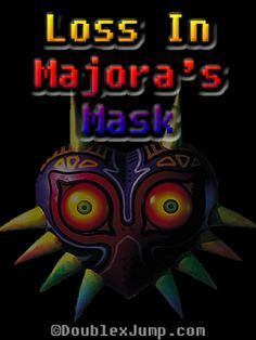 Happy Thursday! I've been talking about themes in writing over on my writingblog. I've talked about death and I started thinking about The Legend of Zelda: Majora's Mask. Ma…