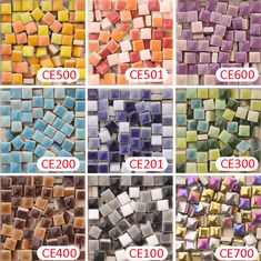 Cheap tiling suppliers, Buy Quality tiling mosaic tiles directly from China tile purple Suppliers: 200 g/205 pcs 10 X 10mm 3/8 inch white black gray pink purple Ceramic Mosaic Tile, 1 X 1cm DIY Mosaic Tile,  Mosaic Art Supplier