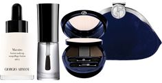 Giorgio Armani Orient Excess Makeup Collection for Holiday 2014 | MakeUp4All