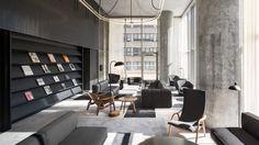 dezain.net • ヘルツォーク&ド・ムーロンが設計したNYの高層ビル「56 Leonard」のインテリアが公開...