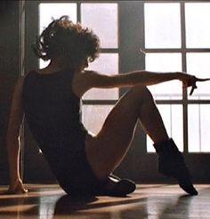 """Flashdance (1983) - """"When you give up your dream you die."""""""