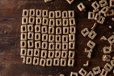 From a box of Cracklin' Oat Bran To Dessert, via Food 52