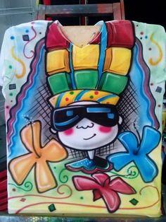 Camisetas carnaval de barranquilla Craft Projects, Carnival, Lunch Box, Rainbow, Disney Princess, Crafts, Women, Joy, Vestidos