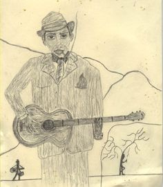 Robert Johnson Cross Road Blues