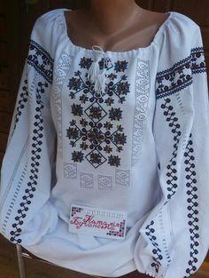 Folk Embroidery, Learn Embroidery, Embroidery Patterns, Folk Fashion, Ethnic Fashion, Vintage Fashion, Womens Fashion, Ethno Style, Bohemian Style
