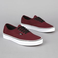 Vans Authentic Port Royale / Black