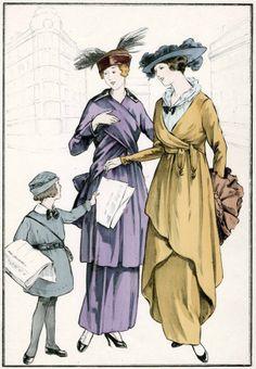 Fashion - 1915