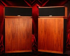 Klipsch Klipschorn Speakers 1978