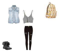 """""""Jackie??? 2"""" by starbucksisbae11 ❤ liked on Polyvore featuring River Island"""