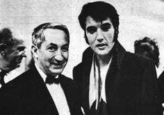My hobby Elvis Presley with actor Yani Begakis