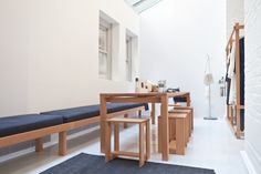 La Garçonne Shop in Tribeca, Designed by Solveig Fernlund, Photograph by Michael Muller for Remodelista
