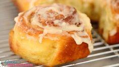 Cinnamon Rolls (Easy Recipe: No-Knead, No Machine) - Gemma's Bigger Bolder Baking