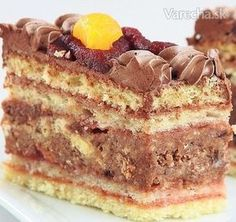 Balkánske rezy Tiramisu, Cake, Ethnic Recipes, Sweet, Pie Cake, Pastel, Cakes, Tiramisu Cake, Cookie