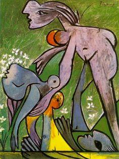 Pablo-Picasso - Le Sauvetage 1932