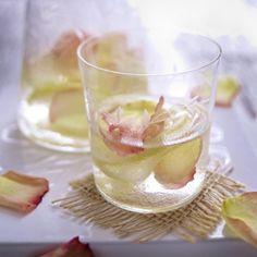 Rosenwasser-Limonade Rezept