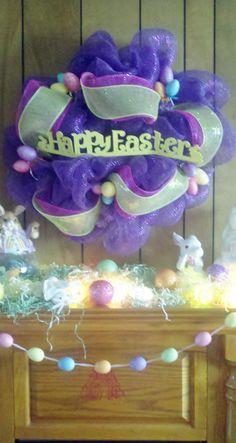 My Easter Wreath!