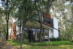 Casa Retorno del Viento.  Diseño Arq. Miguel Echauri y Arq. Álvaro Morales.  www.echaurimorales.com