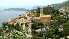 World's most picturesque villages - I have been to Eze, France but the others are still on the list